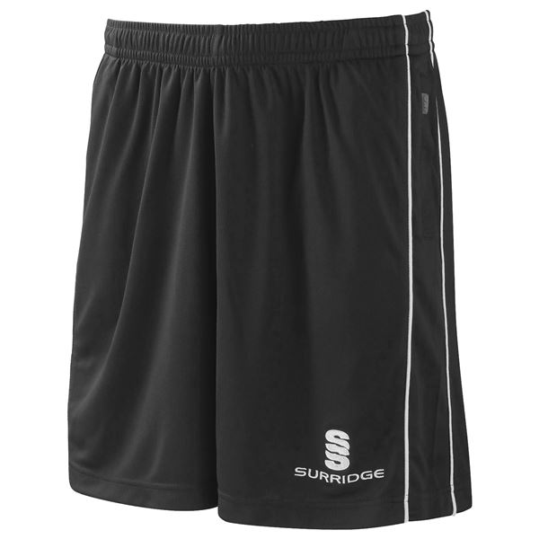 Picture of Polywaffle Training Shorts - Black