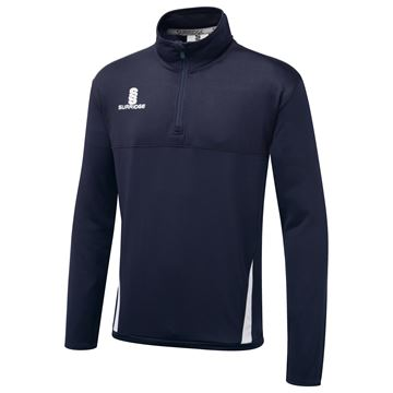 Bild von Blade Performance Top : Navy / White