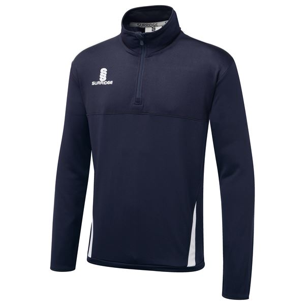 Picture of Blade Performance Top : Navy / White