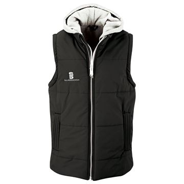 Picture of Padded Gilet - BLACK