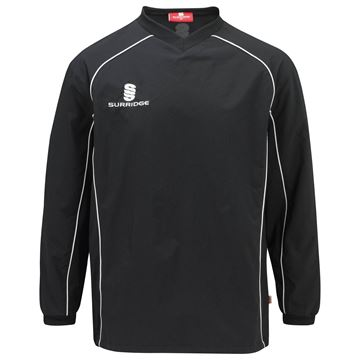 Picture of Alpha Run Out Top : Black / White