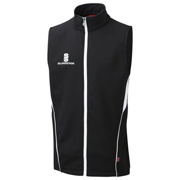 Image de Soft Shell Gilet - Black