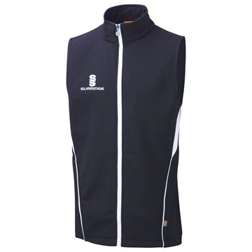 Picture of Soft Shell Gilet - Navy