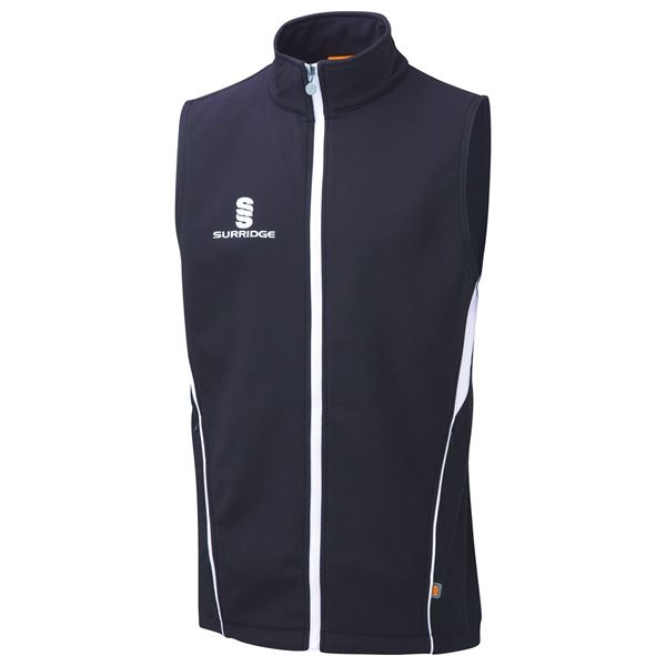 Image sur Soft Shell Gilet - Navy