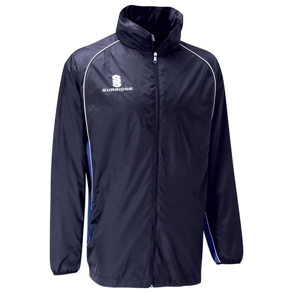 Picture of Training Jacket Navy/Royal