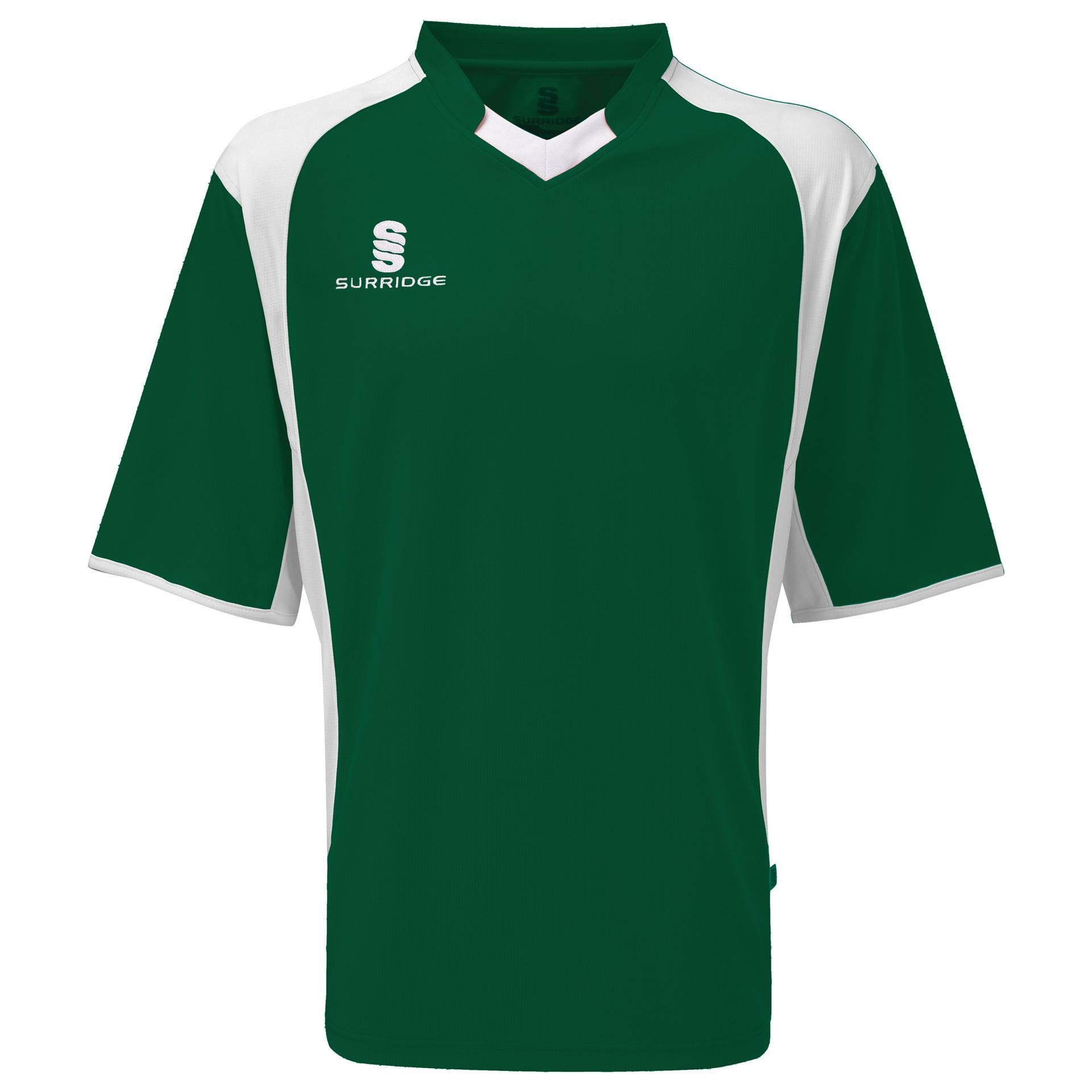 Surridge Sport - Training Shirt Green/White