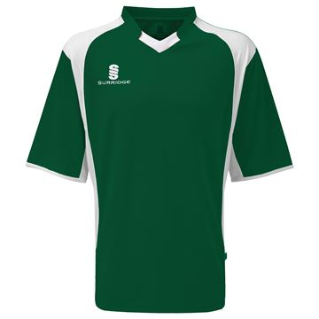 Afbeeldingen van Training Shirt Green/White