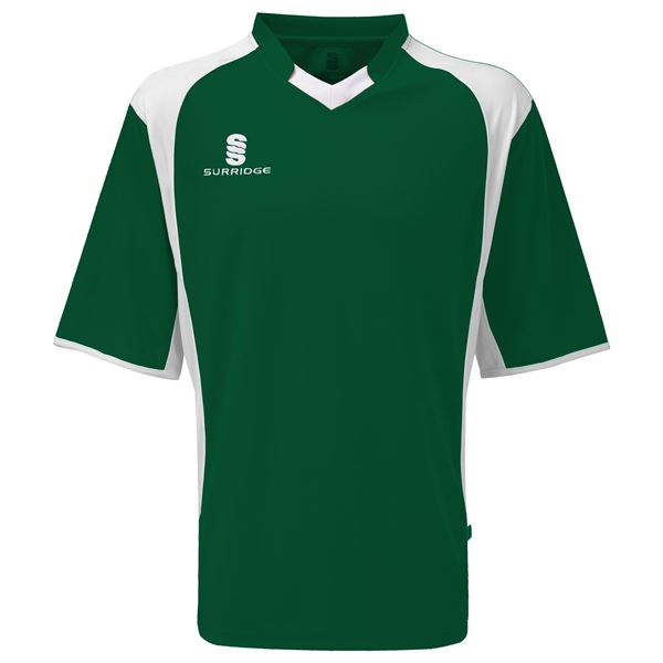 Afbeelding van Training Shirt Green/White