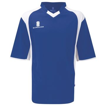 Bild von Training Shirt Royal/White
