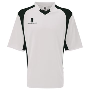 Picture of Training Shirt White/Black