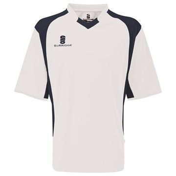 Bild von Training Shirt White/Navy