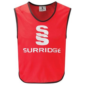 Picture of Mesh Bib - Red