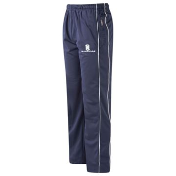 Bild von Coloured Trousers - Navy/White