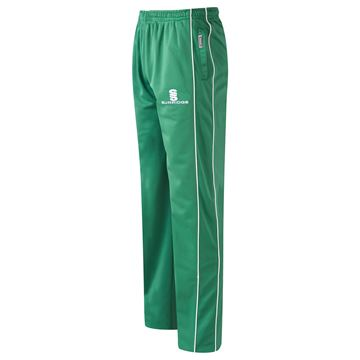 Imagen de Coloured Trousers - Green/White