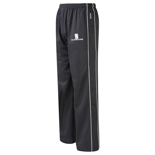 Afbeelding van Coloured Trousers - Black/White
