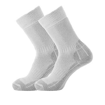 Picture of Billericay CC WEB Cricket Playing Sock White/Grey