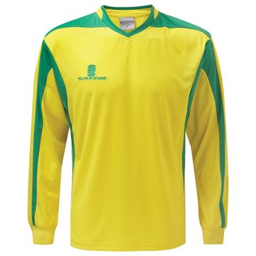 Image de Prestige  Shirt - Yellow/Green