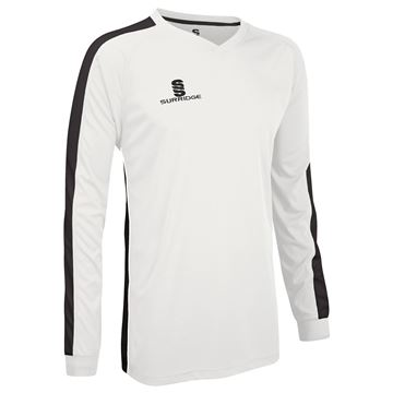 Bild von Champion Shirt White/Black