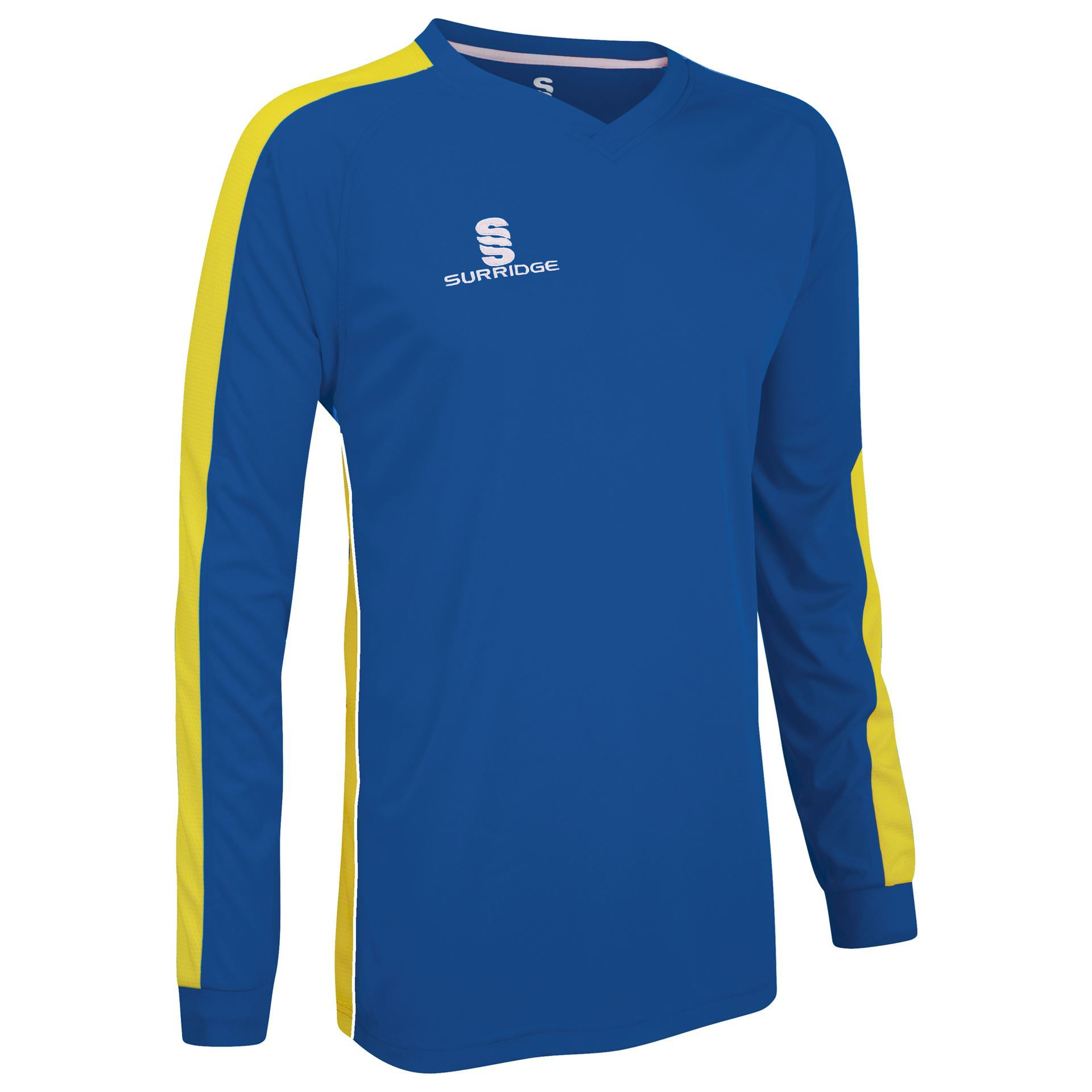 2ca15cff Surridge Sport - Champion Shirt Royal/Yellow