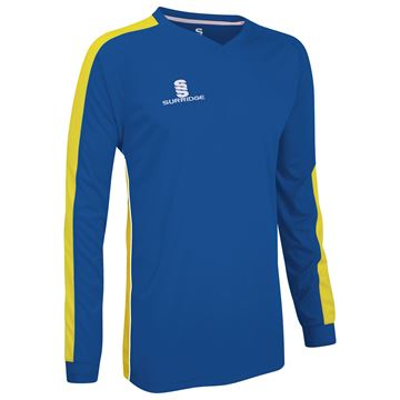 Bild von Champion Shirt Royal/Yellow