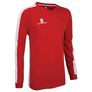 Afbeeldingen van Champion Shirt Red/White