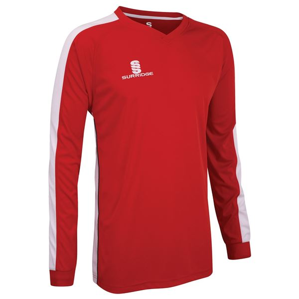 Image sur Champion Shirt Red/White