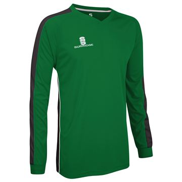Bild von Champion Shirt Forest Green/Black