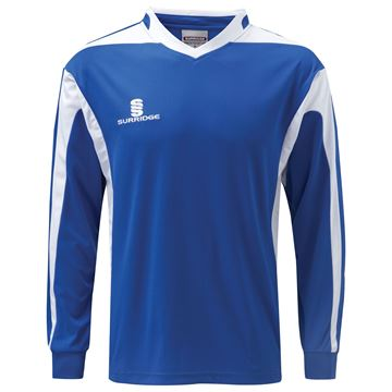 Picture of Prestige  Shirt - Royal/White