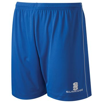 Picture of Classic Football Short - Royal/White