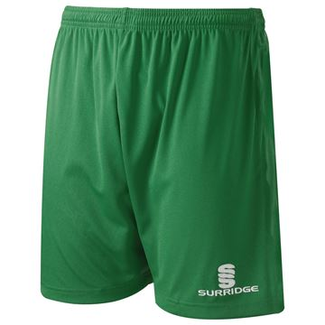 Picture of Surridge Match Short Forest Green