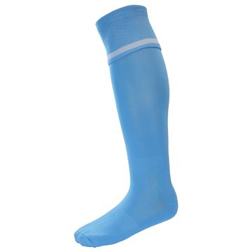 Picture of Single Band Sock - Sky/White