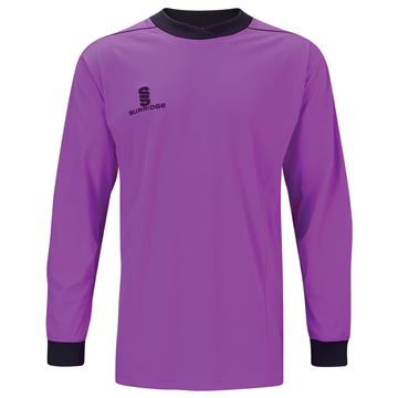 Afbeeldingen van Goalkeeper Shirt Purple/Black
