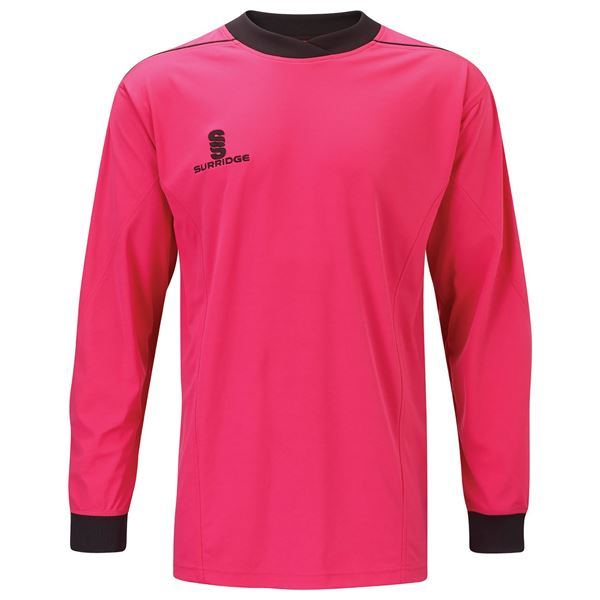 Image sur Goalkeeper Shirt Pink/Black