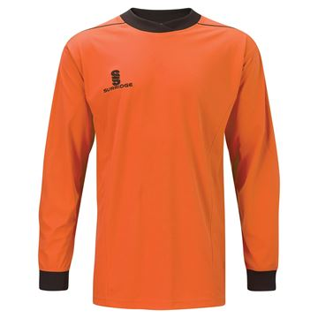 Afbeeldingen van Goalkeeper Shirt Orange/Black