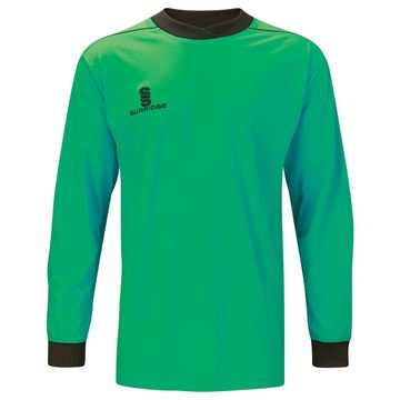 Afbeeldingen van Goalkeeper Shirt Green/Black
