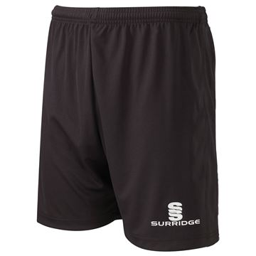Picture of Padded Goalkeeper Shorts Black