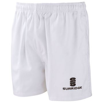 Picture of Twickenham Rugby Shorts White