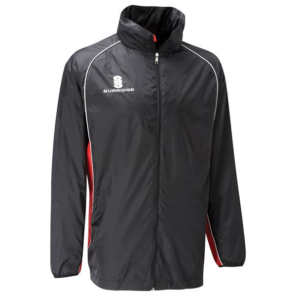 Bild von Training Jacket - Black/Red