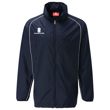 Picture of Training Jacket - Navy/White