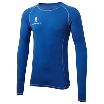 Image de PREMIER LONG SLEEVE SUG ROYAL