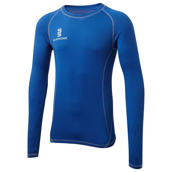 Picture of PREMIER LONG SLEEVE SUG ROYAL