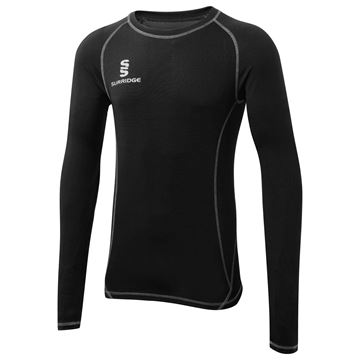Picture of Premier Long Sleeve Sug - Black