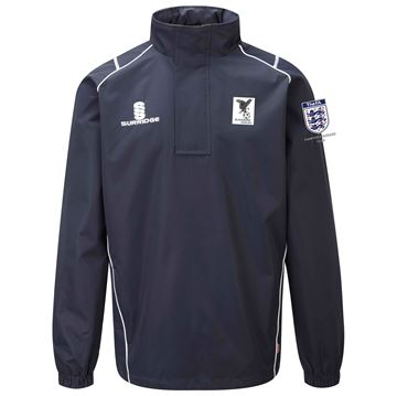 Imagen de Blackburn Eagles Curve 1/4 Zip Rain Jacket