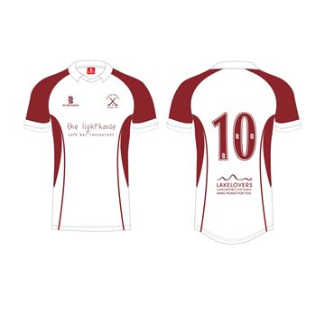 Imagen de Windermere Hockey Club White Playing Shirt