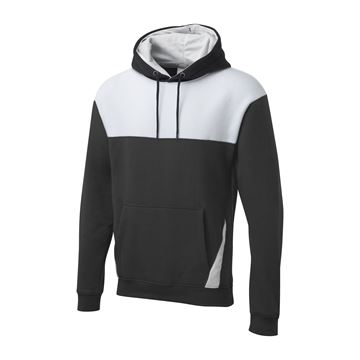 Bild von Blade Hoody : Black / White - no SS on chest