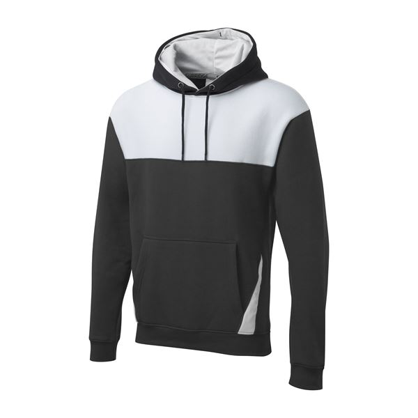 Picture of Blade Hoody : Black / White - no SS on chest