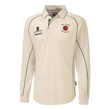 Picture of New Longton CC L/S Cricket Shirt
