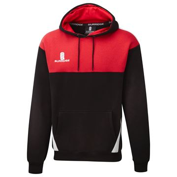 Image de Your Blade Hoody : Black / Red / White