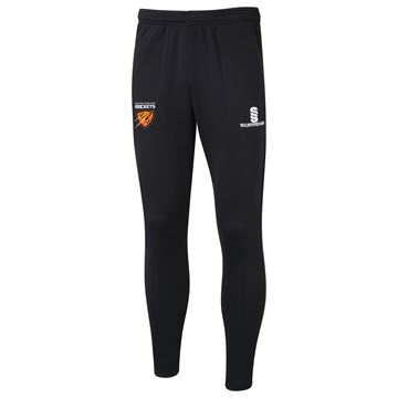 Picture of Cramlington Rockets Tek Slim Training Pants : Black