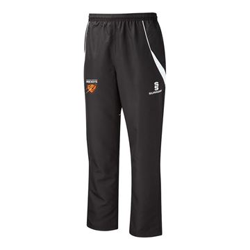 Picture of Cramlington Rockets Curve Track Pant - Black/White